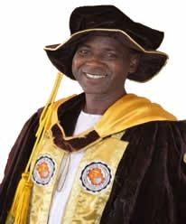 Dr. Engr. Bande Yahaya Muhammed - (The Rector)